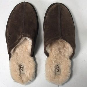 UGG men's wool slippers size 11 EUC